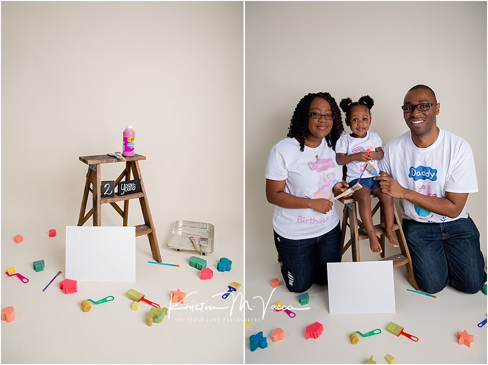 Photos From Our 2nd Birthday Paint Smash With Lulu By The Flash Lady Photography