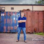 Connor | Senior Photography | Portland, CT Senior Portrait Photographer