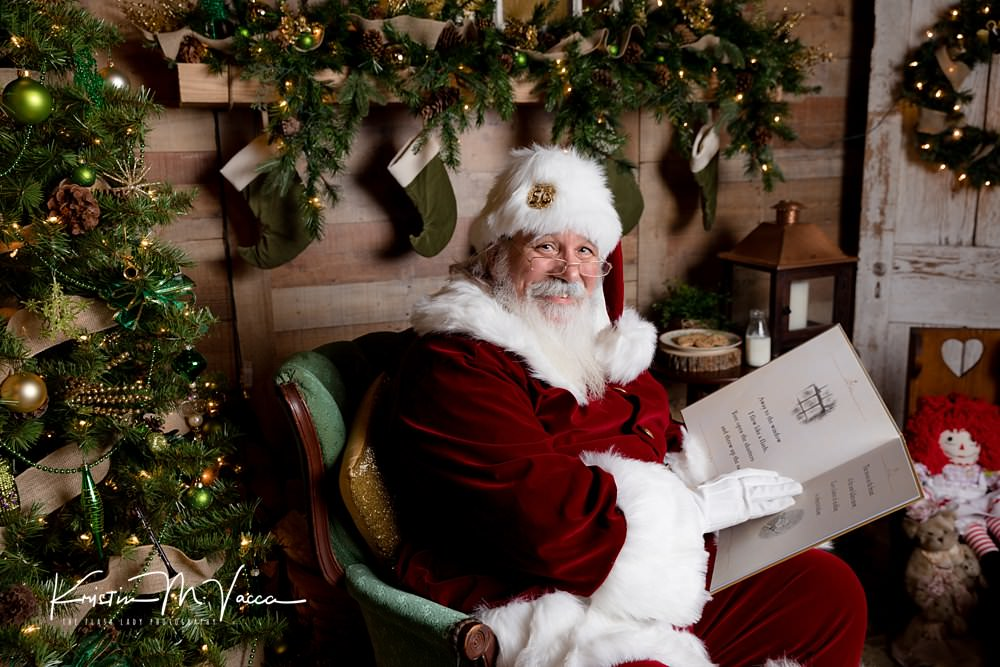 Limited Santa Photos for The Santa Experience by The Flash Lady Photography, Newington, CT
