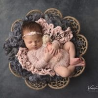 Eliana | Artistic Newborn Photography | West Hartford, CT Newborn Photographer