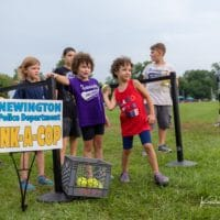 National Night Out 2018 | Newington Police Department | Newington, CT Family Photographer