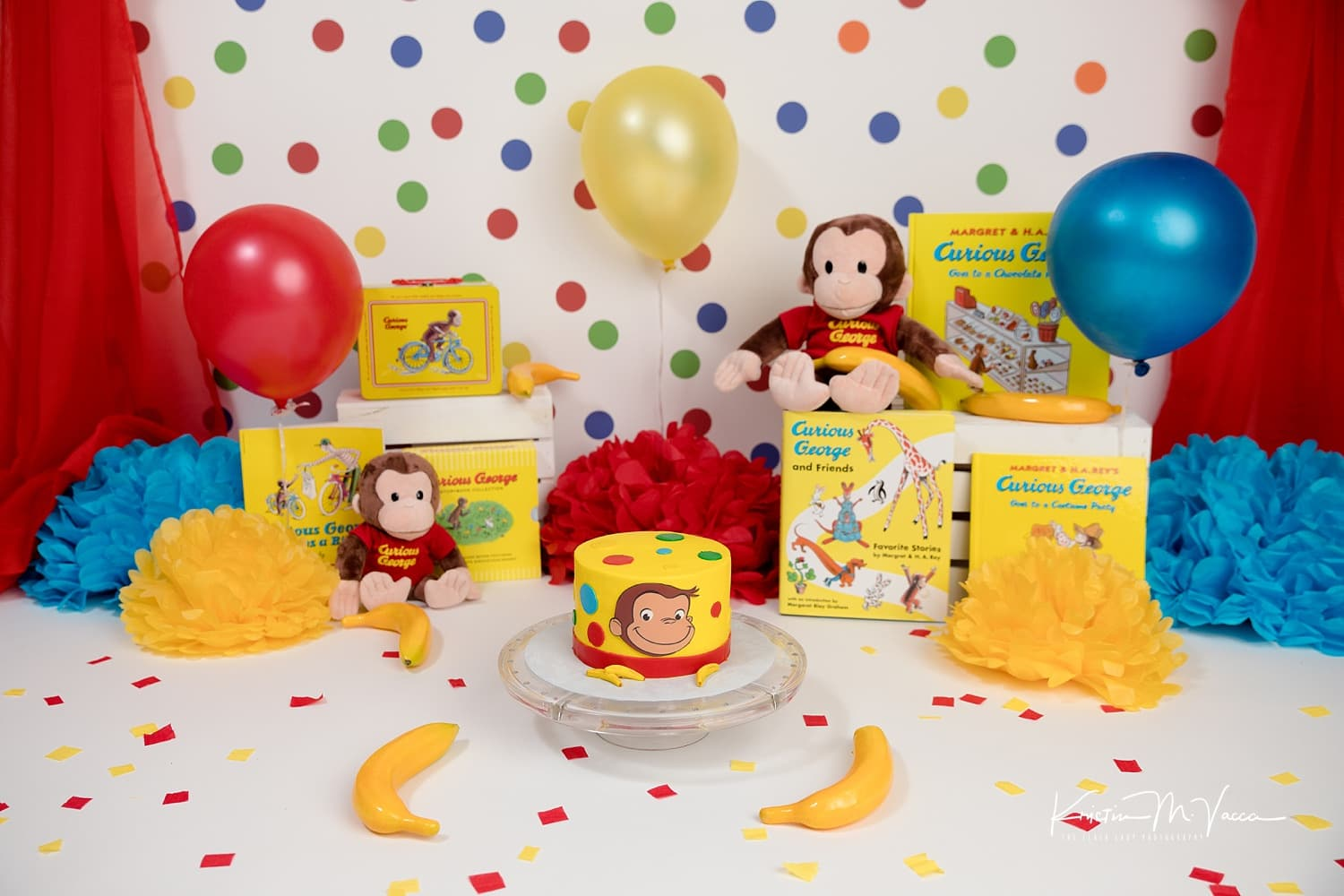 Wondrous Devin Curious George Cake Smash South Windsor Ct Cake Smash Funny Birthday Cards Online Sheoxdamsfinfo