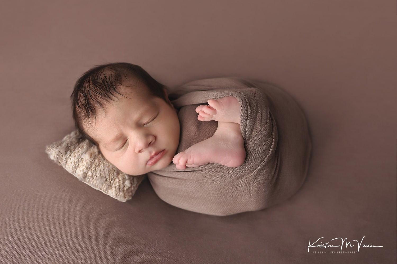 Newborn photography of baby boy james by marlborough ct photographer the flash lady photography
