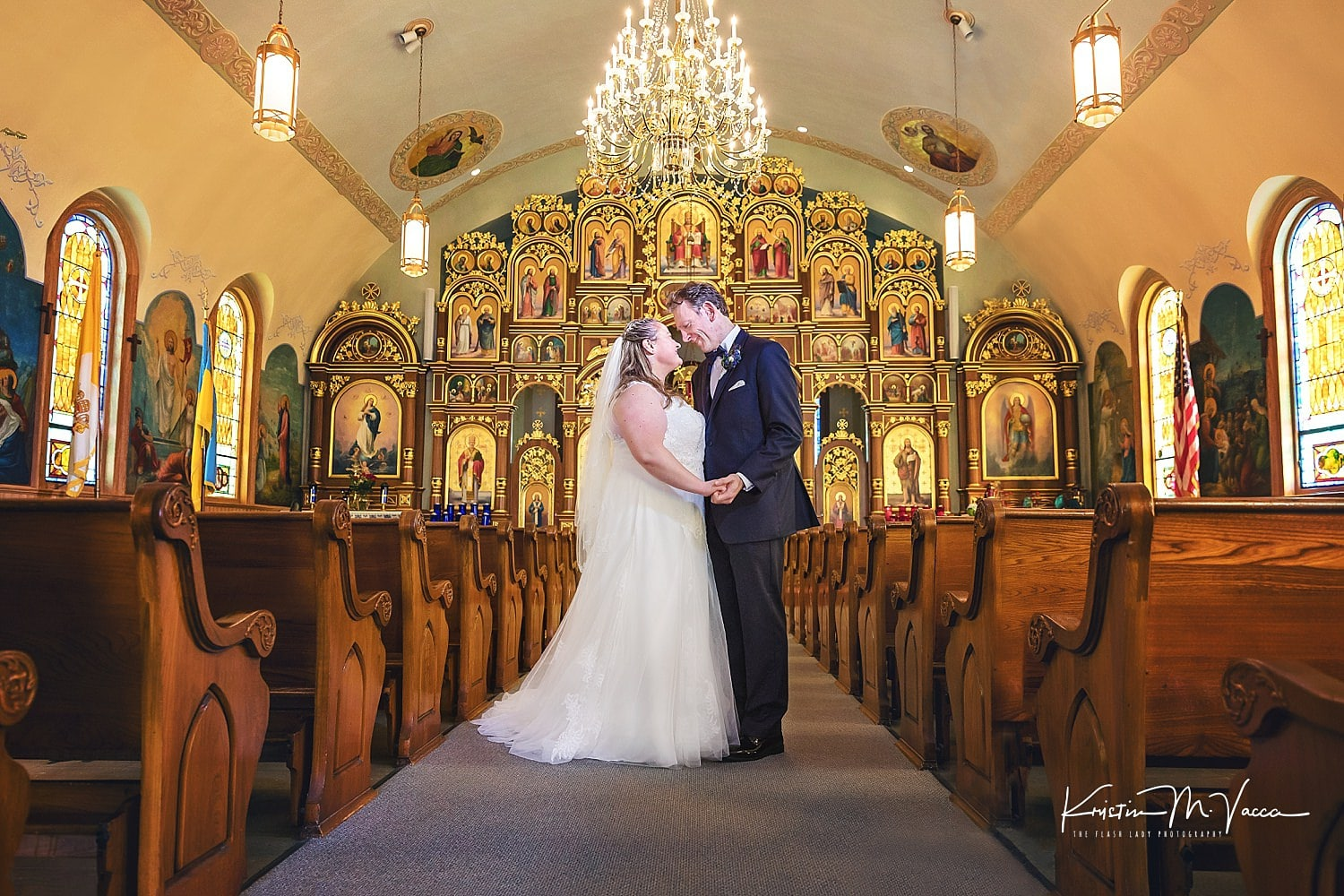 Photos from Mary & Damian's Ukrainian wedding by Terryville, CT photographer The Flash Lady Photography