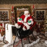 Santa Claus Photos | Photos With Santa | The Santa Experience | Connecticut Santa Photographer