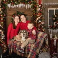 Christmas Mini Sessions   Family Christmas Photos   Newington, CT Family Photographer