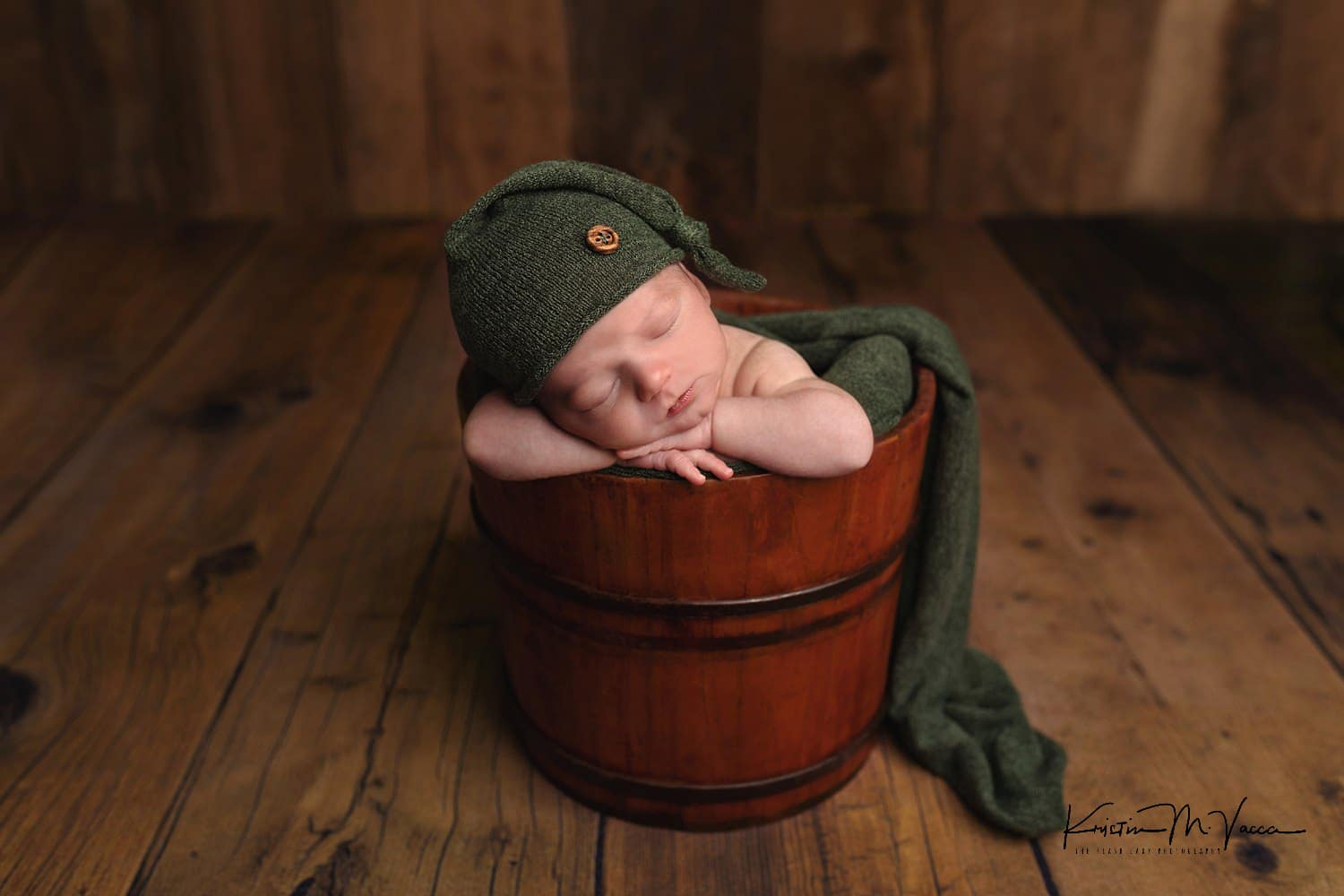 Photos from Brady's blue newborn photoshoot by West Hartford, CT photographer The Flash Lady Photography