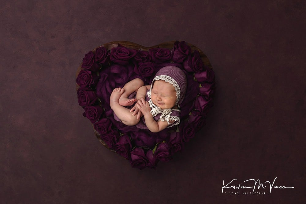 Celebrate the birth of your baby with newborn photography by The Flash Lady!