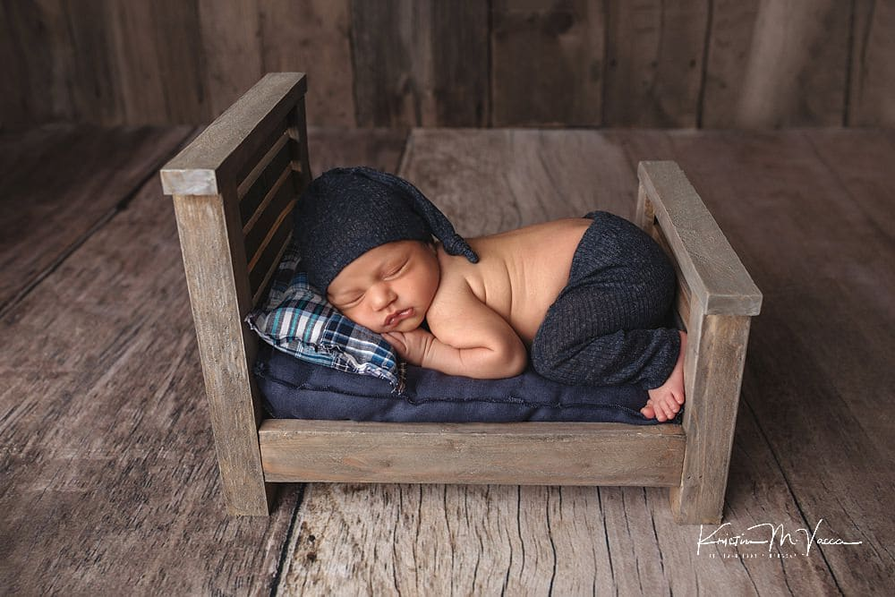 Jace's blue Harry Potter newborn photos by The Flash Lady PhotographyJace's blue Harry Potter newborn photos by The Flash Lady Photography