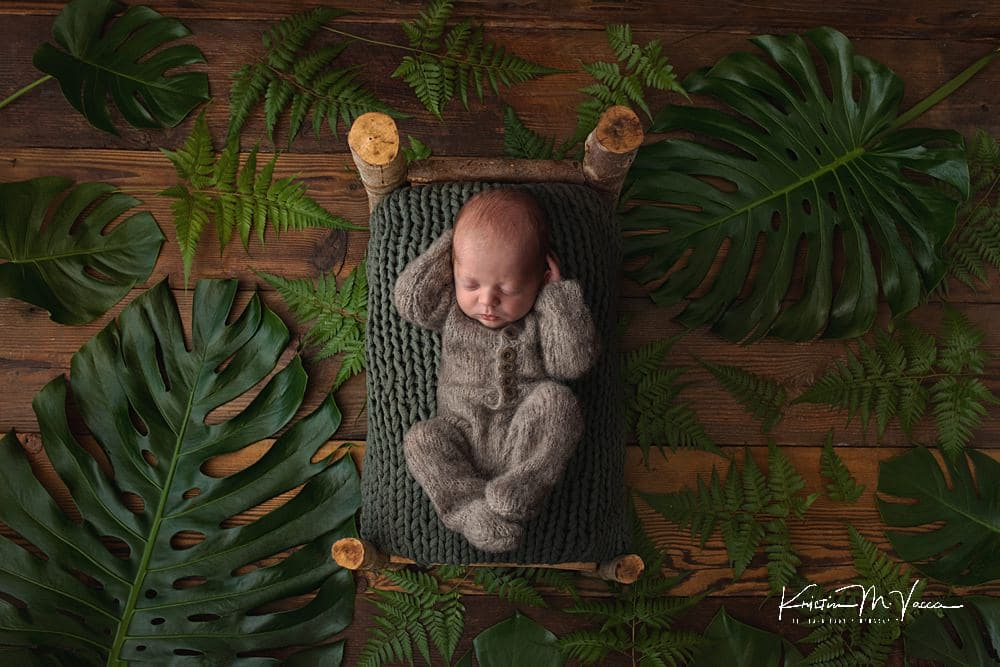Baby boy newborn photos with James H by The Flash Lady Photography