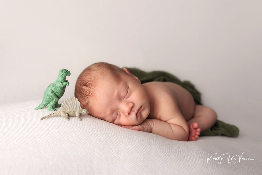 Air Force newborn photos of baby Carter by The Flash Lady Photography
