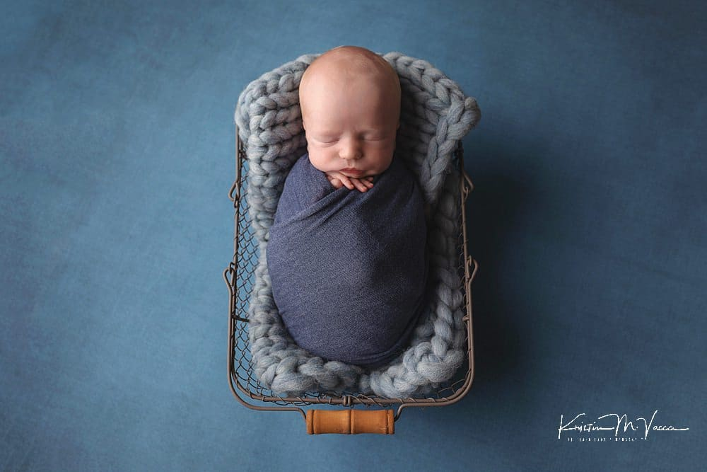 Special newborn photos of baby Declan by The Flash Lady Photography