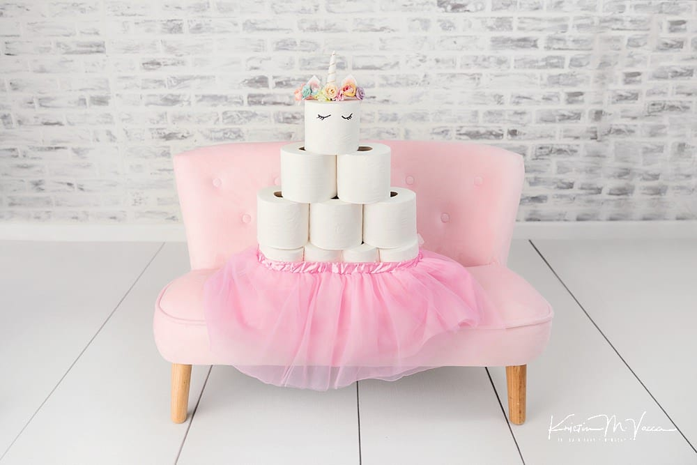 Fun baby tp cake smash by The Flash Lady Photography