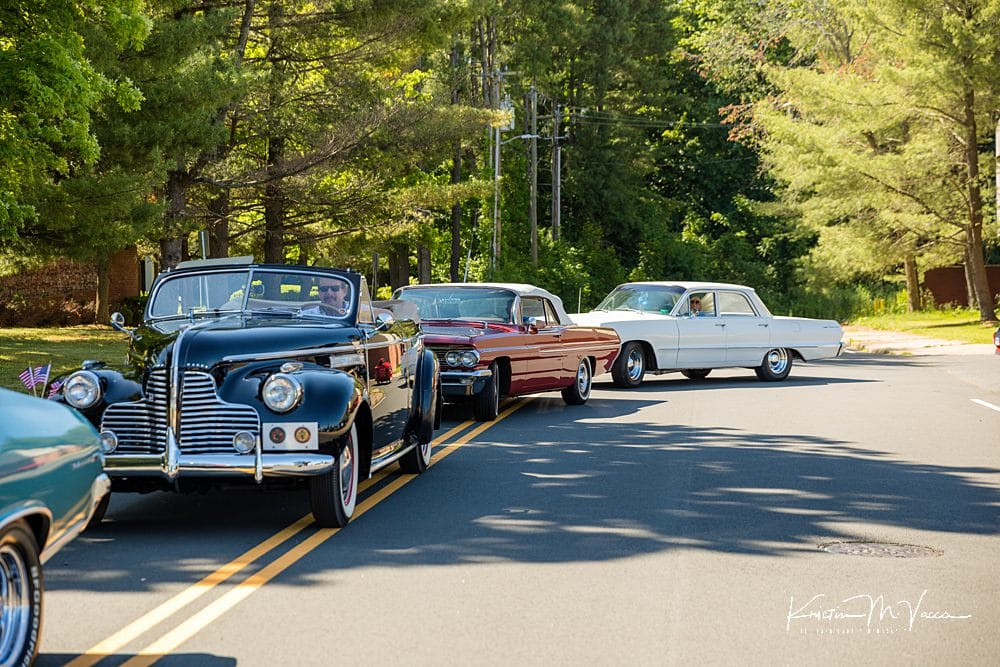 Newington Chamber Classic Car Show & Business parade by The Flash Lady Photography