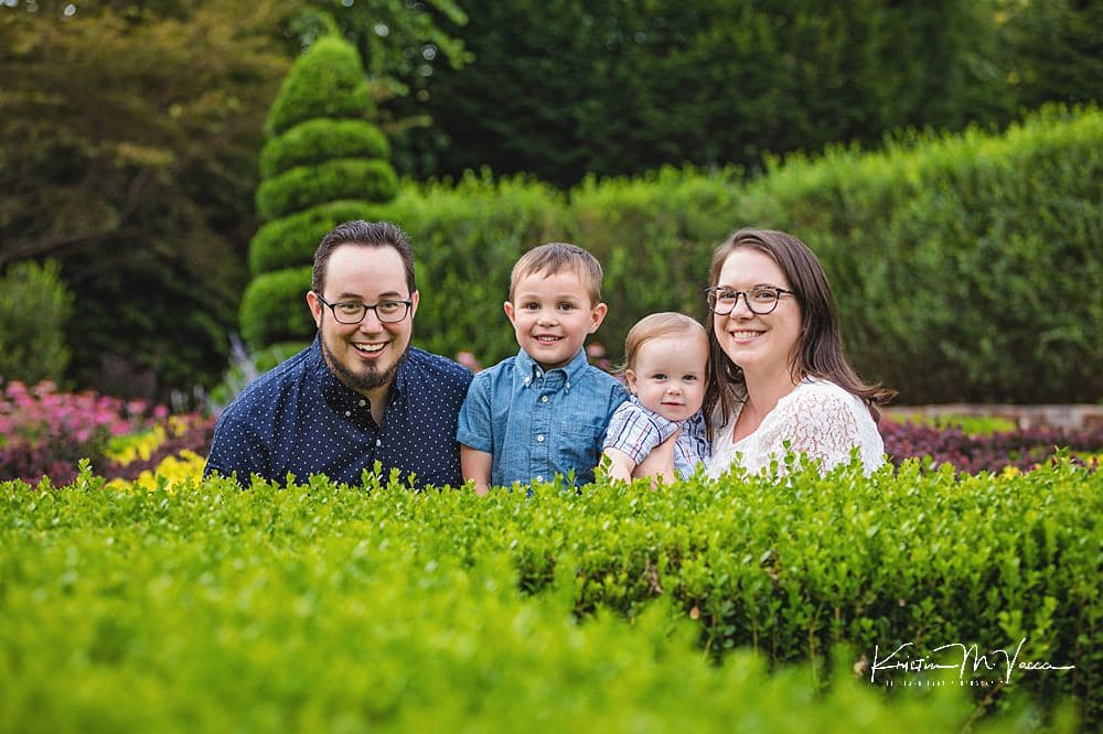 Classic family portraits by The Flash Lady Photography