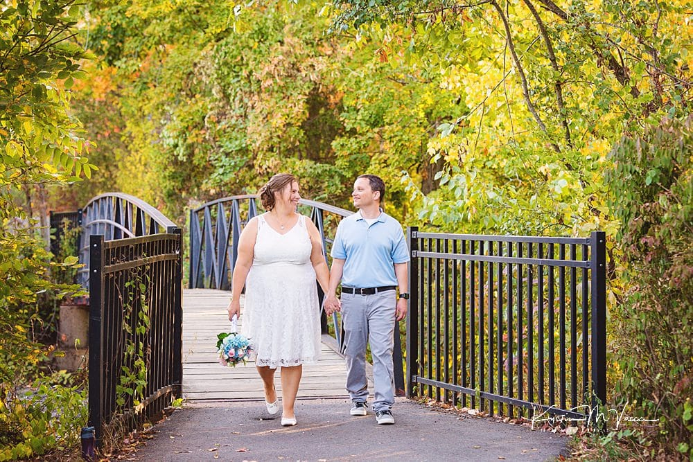 Mill Pond Wedding by The Flash Lady Photography