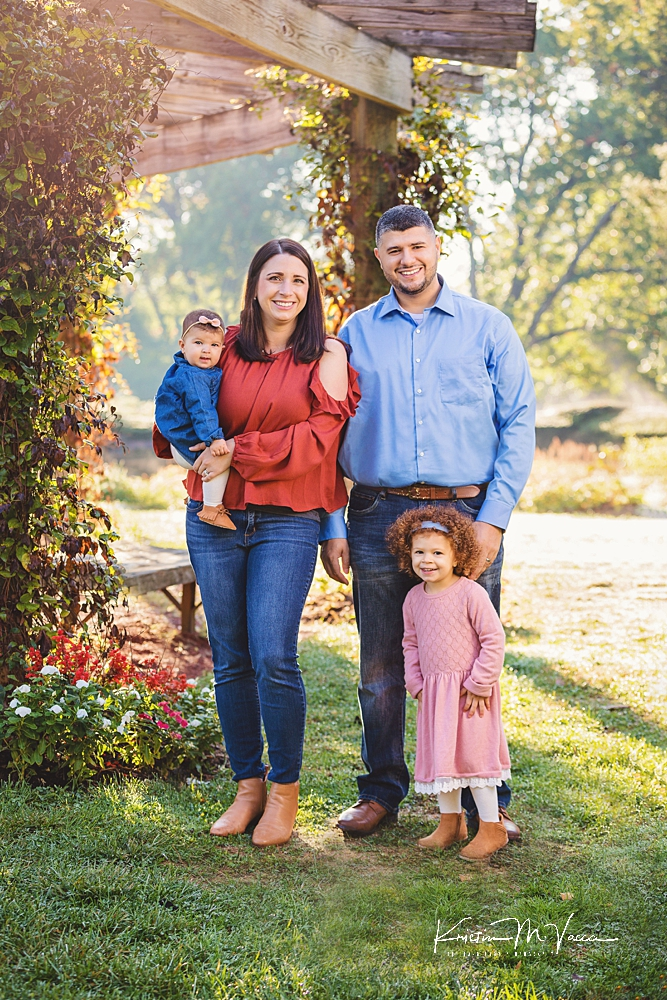 Family photos at Elizabeth Park by The Flash Lady Photography