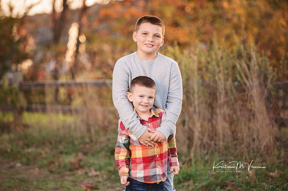 Fall client photoshoots with The Flash Lady Photography
