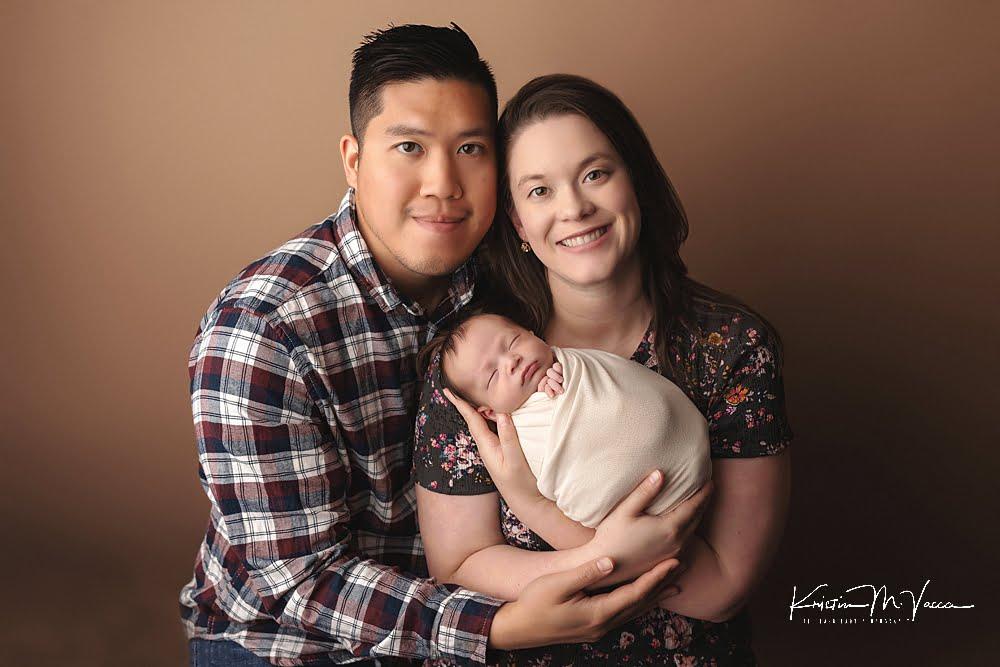 Korean newborn photos by The Flash Lady Photography