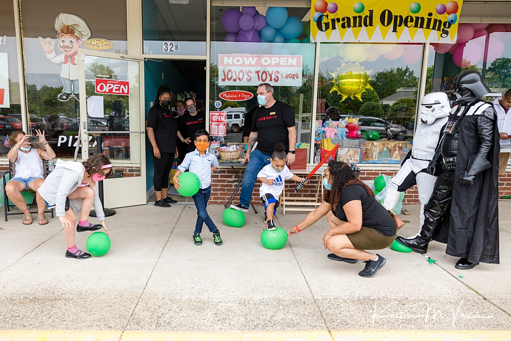 JoJos Toys Grand Opening by The Flash Lady Photography